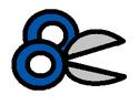 Scissors idle