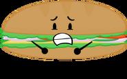 Subway Sandwich Pose