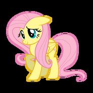 Fluttershy Pose