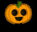 Pumpkin Pose OO