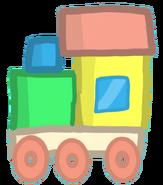 SSBOSE-Toy Train
