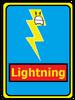 Lightning card