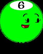 6 Ball Pose BF1108