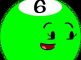 Six Ball (BrownFamily1108)