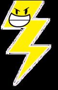 BFDI(A) lightning