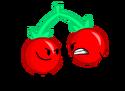 Cherries' Pose