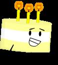 Birthday Cake pose