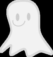 Ghosty pose