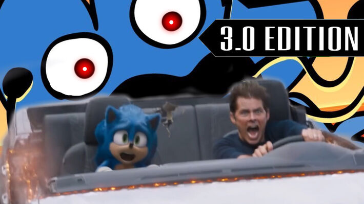 Sonic the hedgehog trailer but it s bfb and ii 3 0 by evanvizuett ddo3ri1