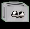 Toaster pose pikmin