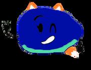 Blue Hole as a Fox