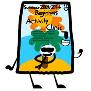 Summer Camp Poster