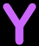 Y's body