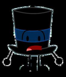 Dark Blue Top Hat Pose 1 Updated