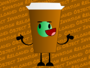 Object Invasion Reloaded - Starbucks Pose by ObjectIncasion65