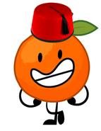 OrangerCostume