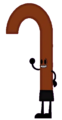 Old cane guy vector