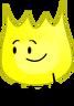 Yellow Firey Pose