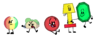 Beach Ball,Taco,Button,Floor Lamp and Emerald
