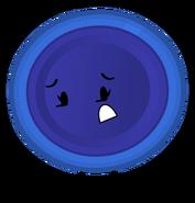 Blue Plate Pose