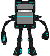 DroidPhone With Gun V2
