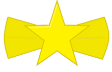 Star bows