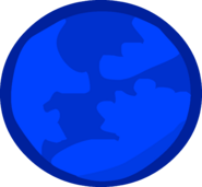 New Blue Planet Body
