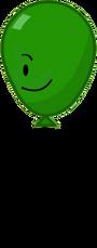 Balloony Pose