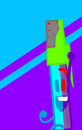 Ben The Cybernetic Pen's Voting Icon (BFB Style)
