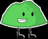 GreenRockyPoseA