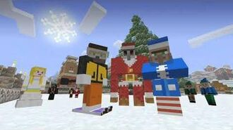 Minecraft Festive Edition Music - Battle Map 3