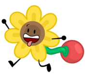 Squirt Flower