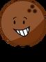 Tennis Ball as Coconut