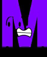 M (Object Ultraverse Pose)
