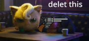 Detective pikachu jigglypuff