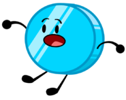 Cyan coiny pose 2