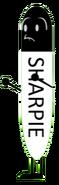 Sharpie (coc pose)