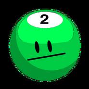 2-Ball (8BB) New