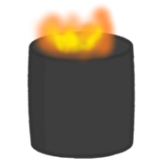 Burned Marshmallow Asset