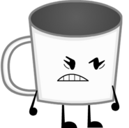 Cup person