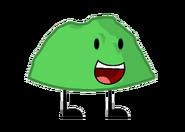Green Rocky Talk 1