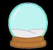 Snowglobe idle