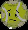 Macabre Tennis Ball