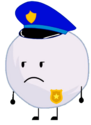 Officer Snowball
