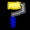 Roller Paintbrush Asset