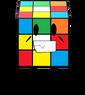 Rubix Cube pose for FINAL 16 POSE