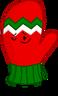 Updated Mitten Pose