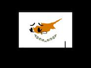 Flag Survivor Cyprus
