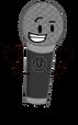 Microphone Pose II