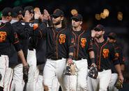 San Fransisco Giants Alive